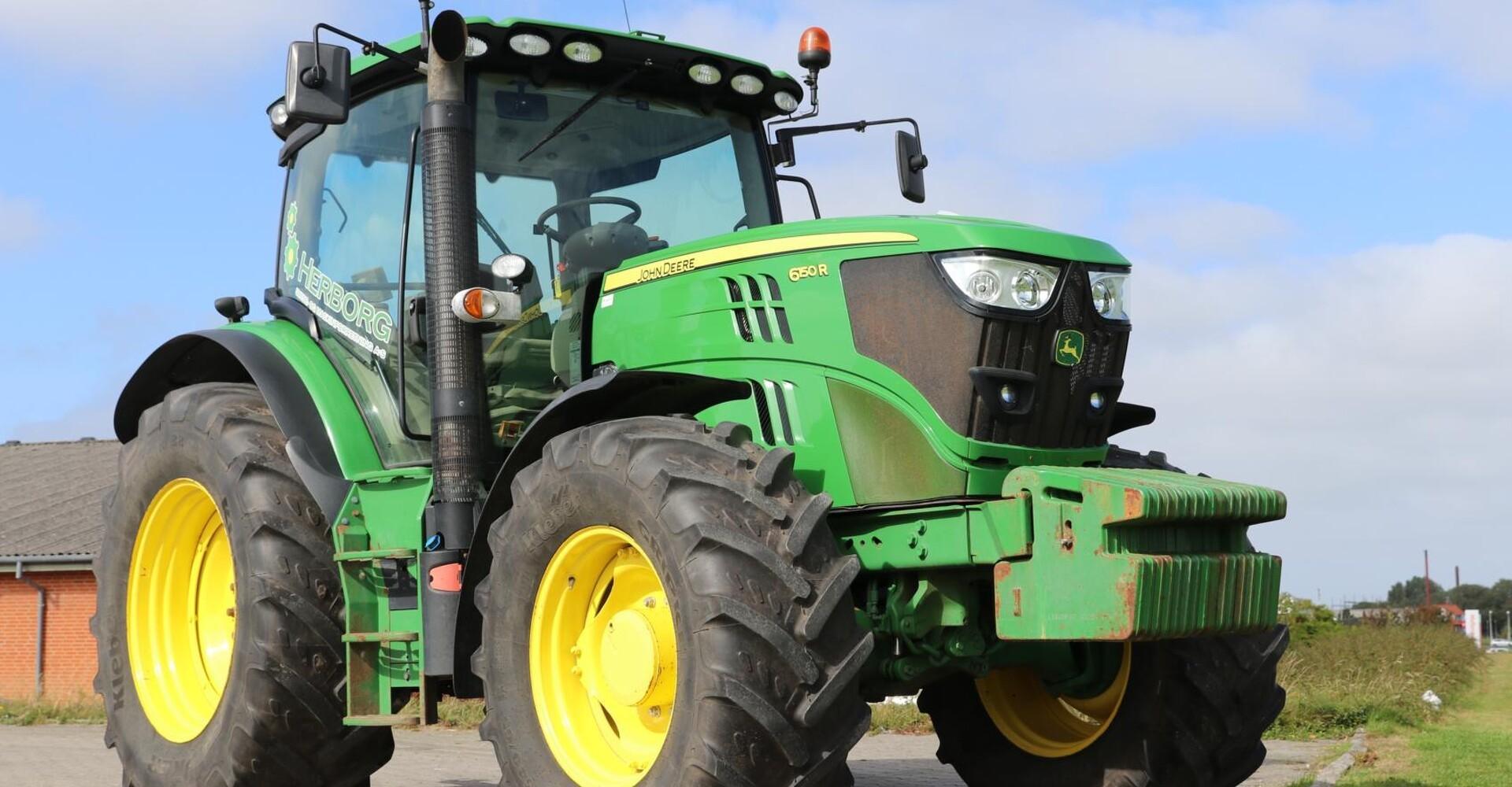 PowerFocus: En efterspurgt mellemklasse-traktor