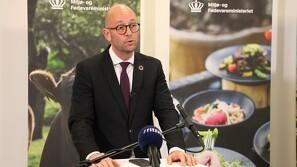 Fødevareminister lancerer landsdækkende karavane om danskernes madvaner