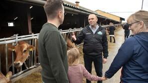 55.000 danskere brugte søndagen på at se, hvor maden kommer fra