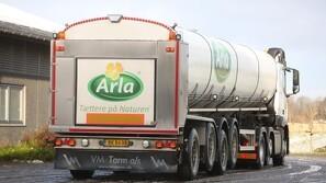 Arla underskriver erklæring om at reducere klimapåvirkning