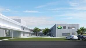 Første spadestik til nyt Arla Foods Ingredients innovationscenter