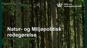 Ny natur- og miljøpolitisk redegørelse