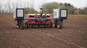 Avanceret robot-intelligens skal gøre landbruget mere bæredygtigt