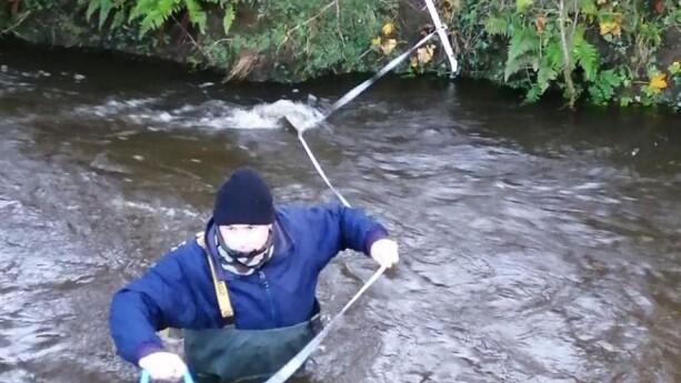 Fosforpåvirkning i vandløb bliver undersøgt internationalt