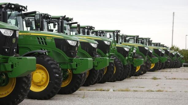 Frankrig er fortsat det største traktormarked i EU