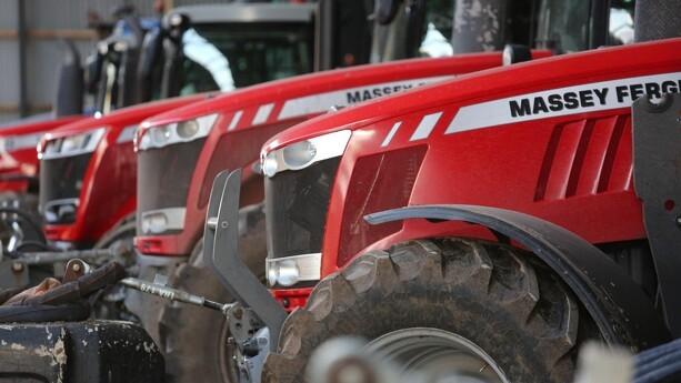 Massey Ferguson fjerner importørled i Sverige