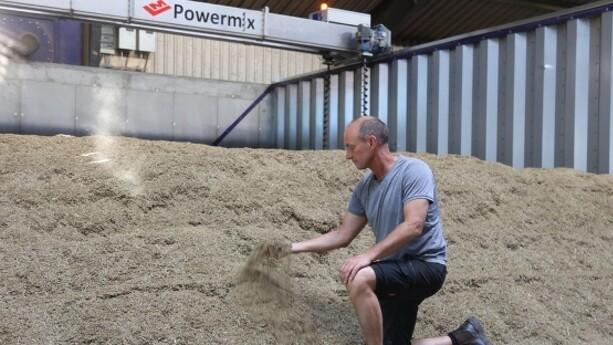 Fleksibelt tørreanlæg sikrer høj spireevne i frøet