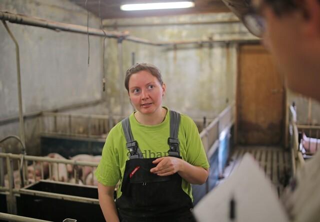 """""""Klimacontainere giver os færresyge og døde grise"""""""