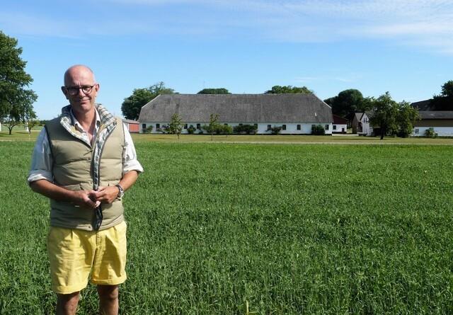 Sjællandsk gods vil producere øko-æg