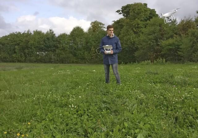 Præcision i kløvergræsmarken - nye muligheder for merudbytte og kvalitetsstyring