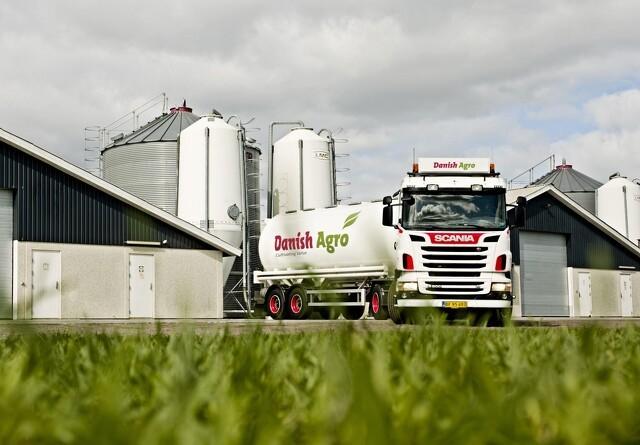 Danish Agro sætter data i system