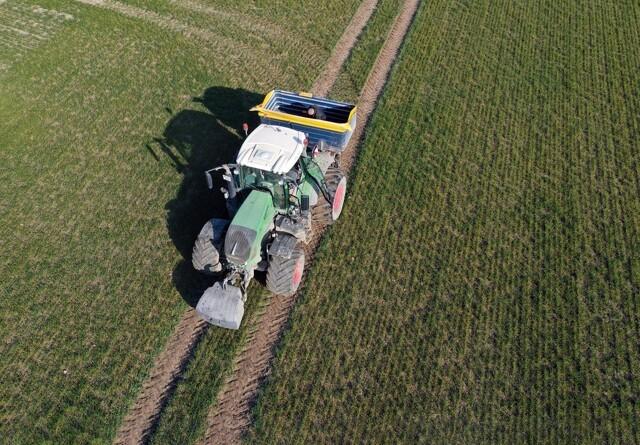 Gødskning i efteråret giver pote på kolde marker