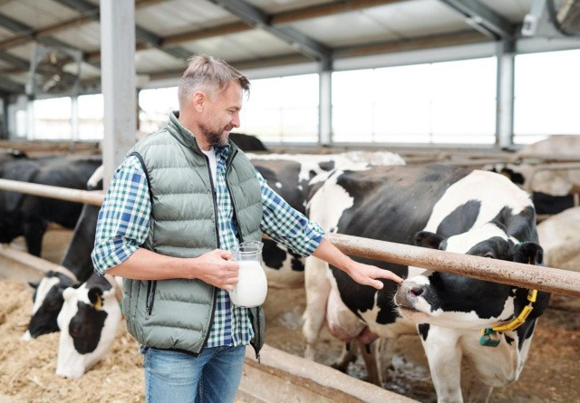 Arrestér den skjulte mælketyv