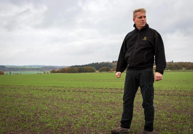 Flere penge i solceller på den grovsandede jord
