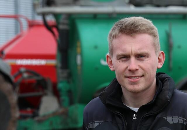 Ung driftsleder vokser med opgaven i markbruget