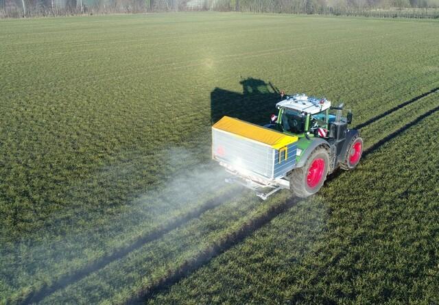Særlige arealer viser stor udbyttestigning ved tildeling af fosfor