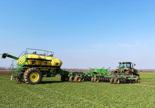 15.000 ukrainske hektar med fokus på CA
