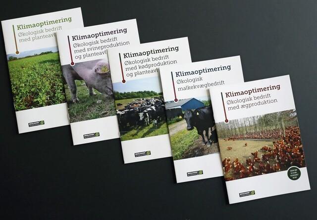 Klimatiltag på økologiske planteavlsbrug