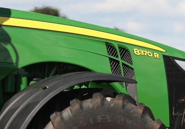 Traktorudnyttelse - hvad er den korrekte traktorstørrelse?