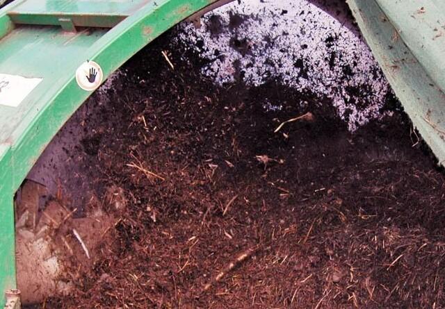Få en sund og levende jord med kompost