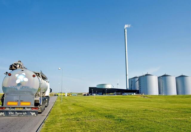 Maabjerg Biogasanlæg erforudforsin tid