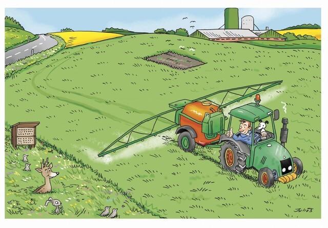 Norden samarbejder om at godkende pesticider