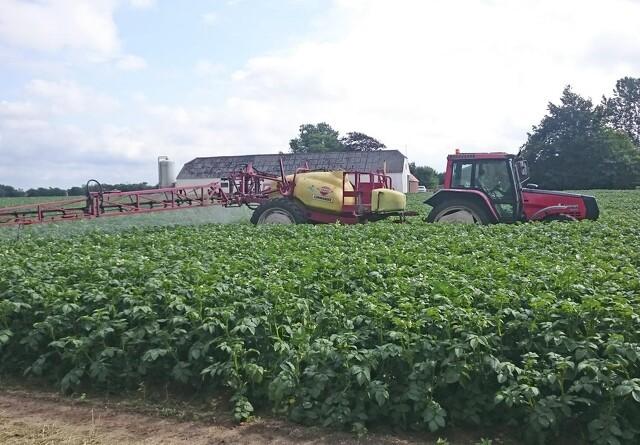 Kunsten at ramme afgrødernes behov præcist