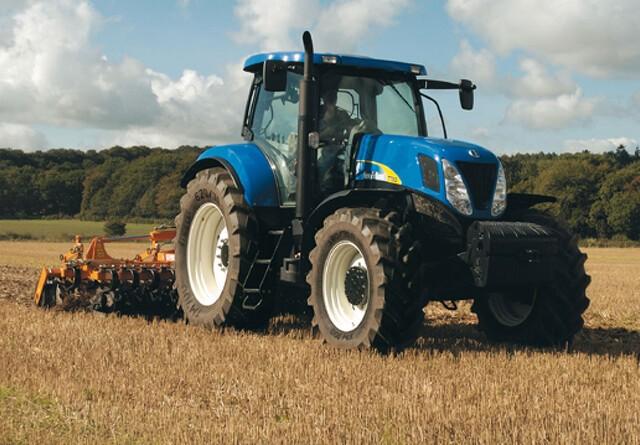 Traktorsalget går mod bedre tider