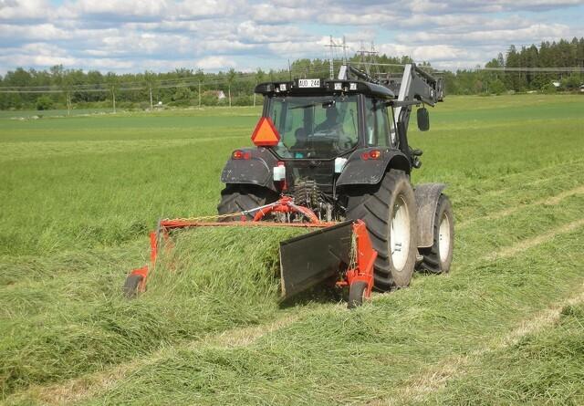 Danske landbrugsmaskiner får uventet succes i Tyskland