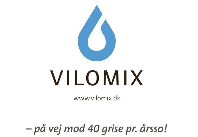 Vilomix fortsætter eksportfremgangen