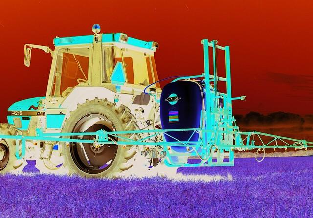 Danske landmænd sprøjter meget mindre