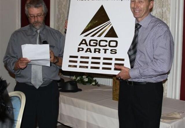 Værkfører fik Agcos Eftermarkedspris