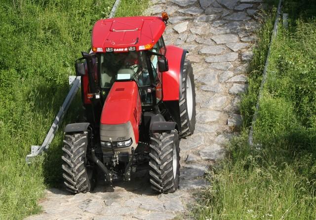 Nu er der gang i traktorsalget