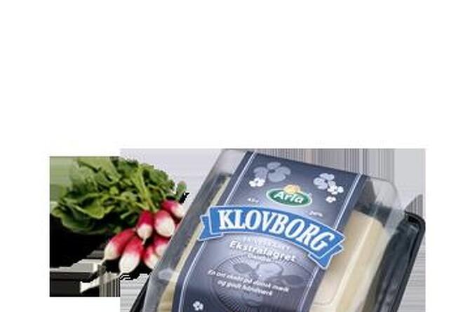 Klovborg er Skandinaviens bedste ost