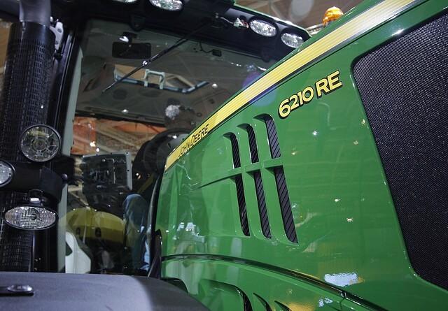 Næste generation E-traktor fra John Deere