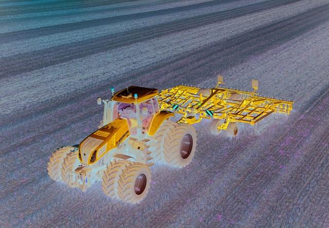 New Holland solgte flest traktorer i 2011