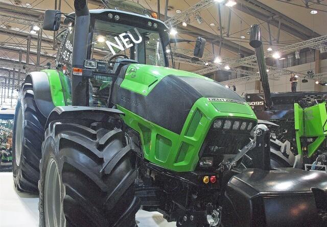 Ny powershift-traktor fra Italien