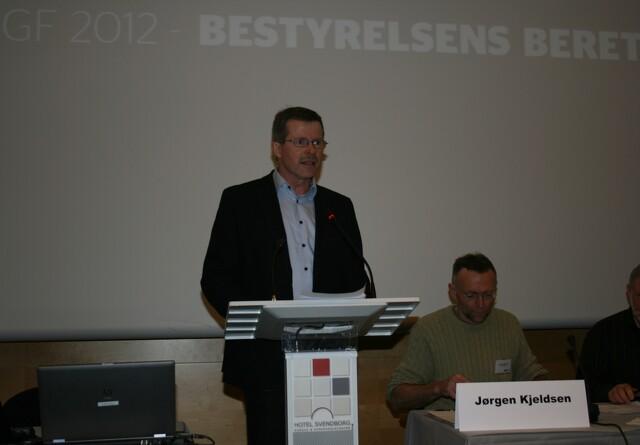 Evald Vestergaard fortsætter som formand for ØL