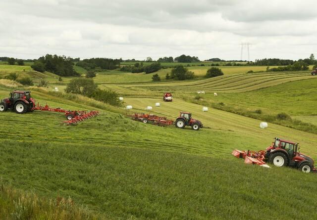 Få styr på grovfoderhøst og håndtering