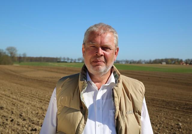 Ny mand i spidsen for Agco Danmark