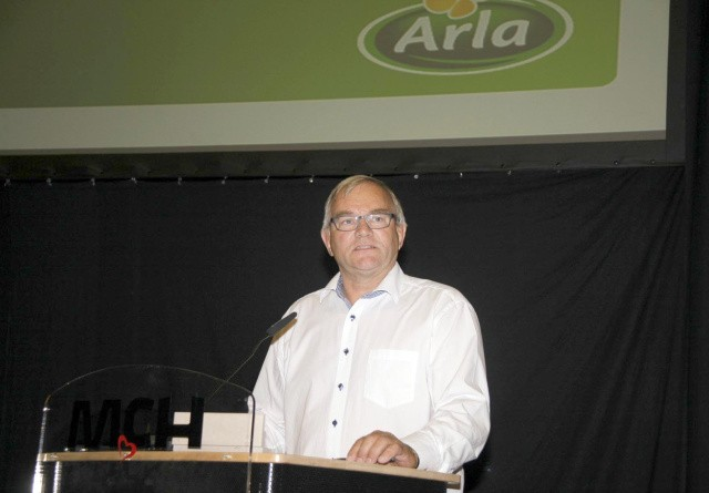Åke Hantoft fortsætter som Arla-formand