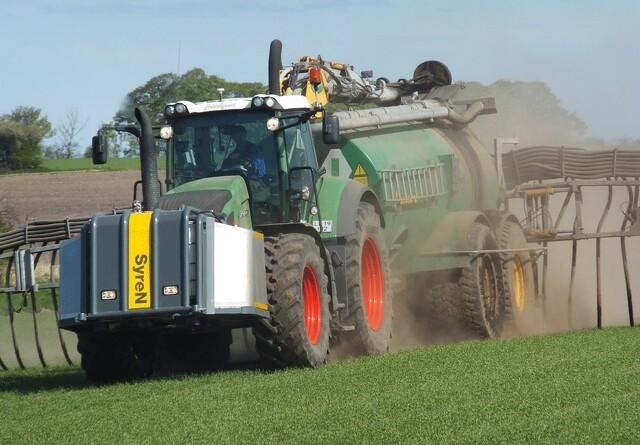 Forsuringssystem reducerer kvælstofudledningen