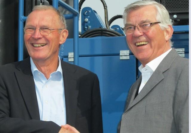 Grimme og Asa-Lift i globalt partnerskab