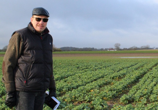 Corteva Agriscience vækster i  Norden og Baltikum