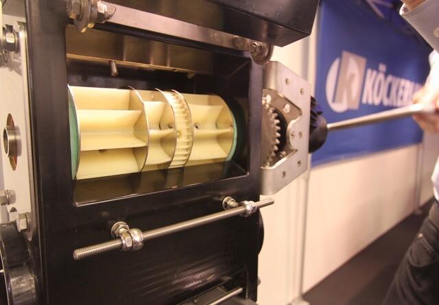 Ny såmaskine med ny doseringsenhed uden vakuum eller tryk