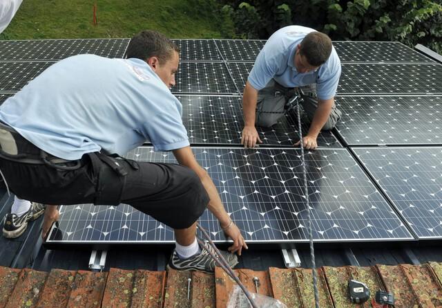 Få mere viden om solceller på tag