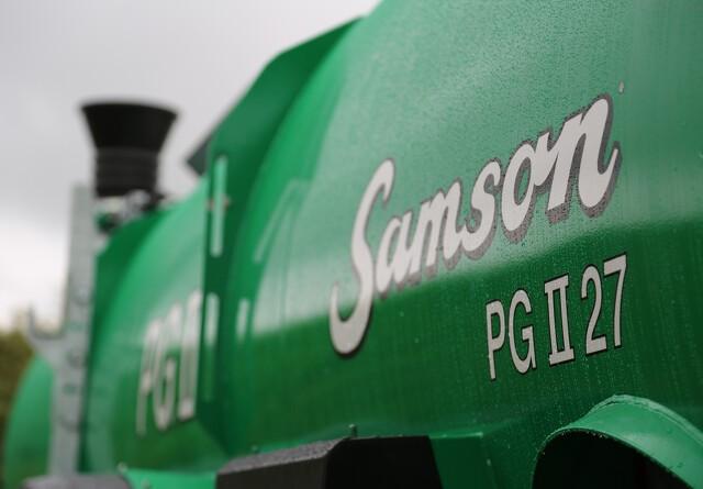 Se galleri af Samson Markgyllevogn PG II