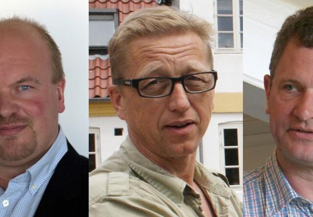 Kandidaterne til næstformandsposten er klar til valgkamp