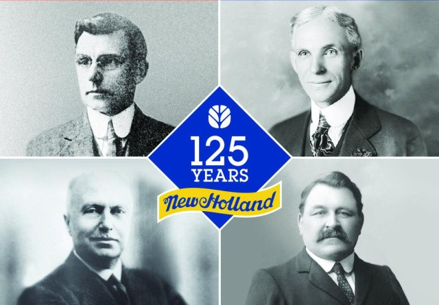 125 år med New Holland