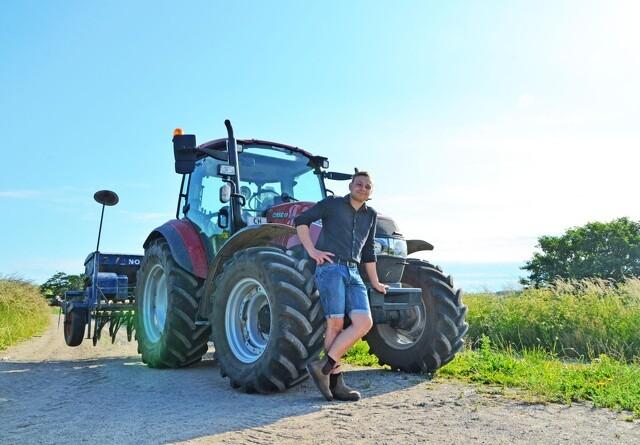 - Mit første ord var traktor